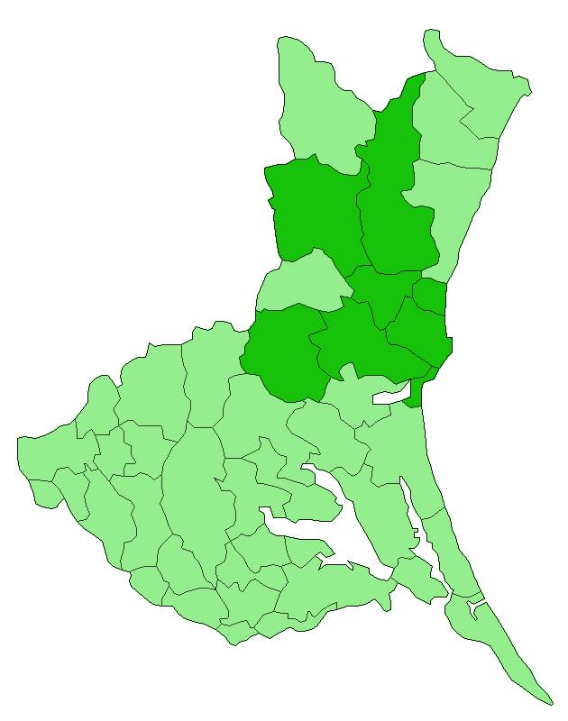 茨城マップ